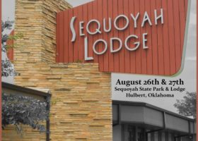 sequoyah lodge sign for poster web